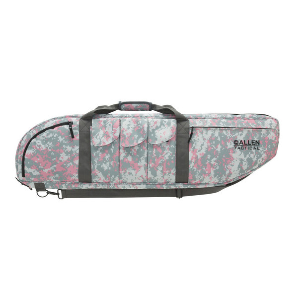 ALLEN Batallion Tactical 42in Pink Digital Camo Rifle Case (10806)
