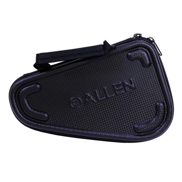 ALLEN Molded Compact 10in Black Handgun Case (76-10)