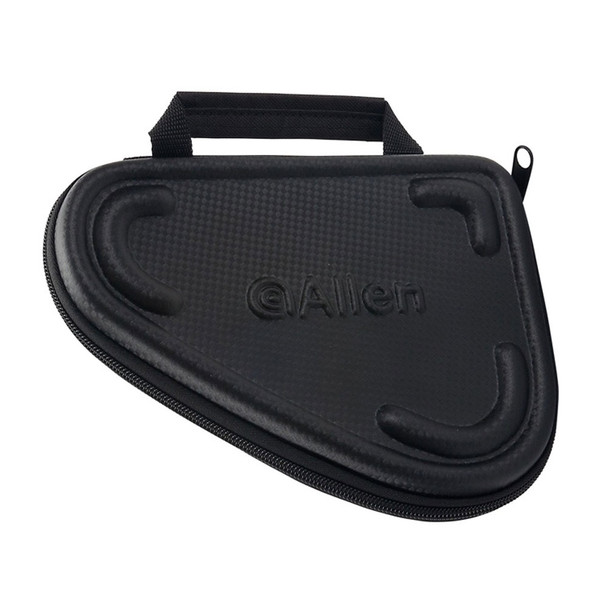 ALLEN Molded Compact 8.5in Black Handgun Case (76-85)