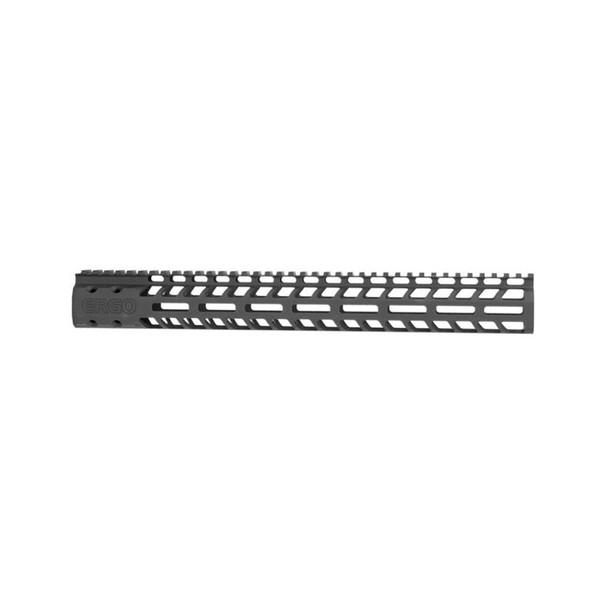 ERGO SuperLite AR15 15in Modular M-Lok Rail System (4820-15-BK)