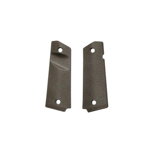 MAGPUL MOE 1911 TSP Textured Olive Drab Green Grip Panels (MAG544-ODG)