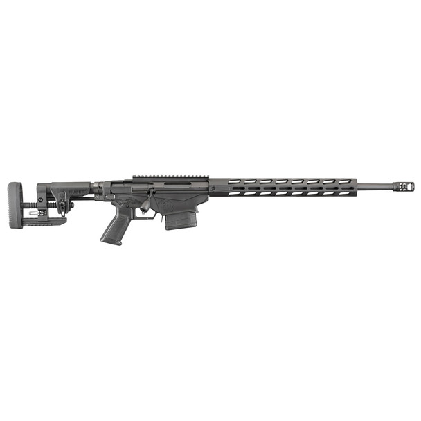 RUGER Precision 308 Win 20in 10rd Anodized Rifle (18028)