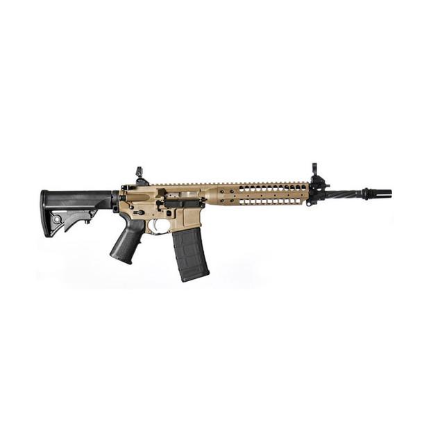 LWRC IC-SPR Rifle 5.56 NATO 14.7in 30rd Flat Dark Earth Semi-Automatic Rifle (ICR5CK14PSPR)