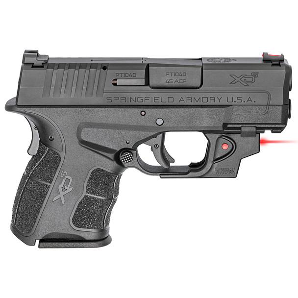 SPRINGFIELD ARMORY XD-S MOD.2 .45 ACP 3.3in 5rd/6rd Semi-Auto Pistol (XDSG93345BVR)
