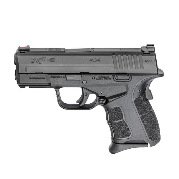 SPRINGFIELD XD-S Mod.2 9mm 3.3in 1x7rd 1x9rd Semi-Automatic Pistol (XDSG9339B)