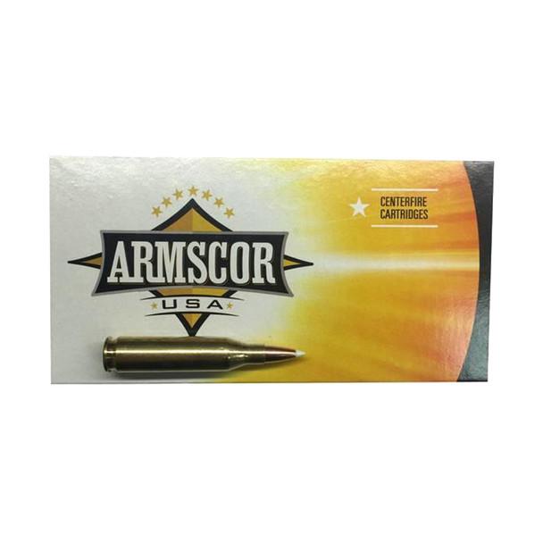 ARMSCOR 300 Win Mag 165 Grain AB 20rd Box Hunting Ammo (FAC300WM165GRAB-TC)