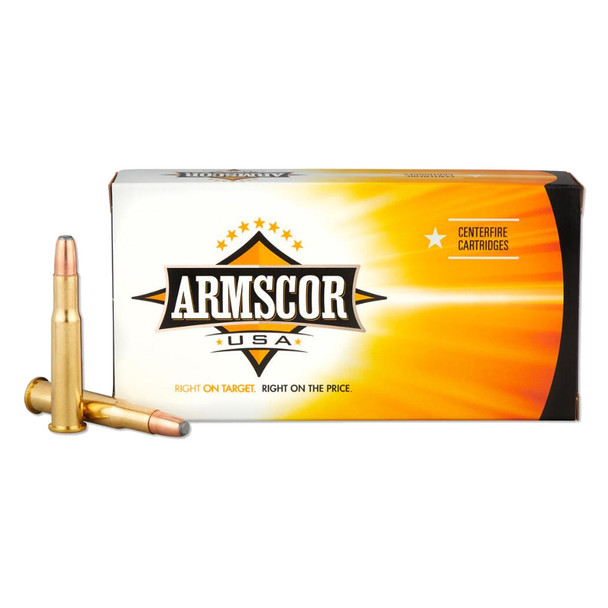 ARMSCOR 30-30 Win 170 Grain FP 20rd Box Hunting Ammo (FAC3030170GRFP-TC)