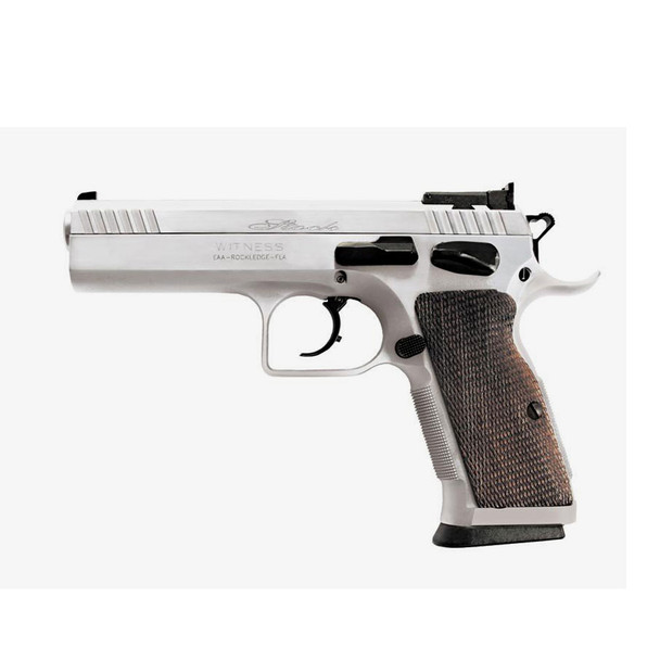 EUROPEAN AMERICAN ARMORY Witness Elite Stock II 9mm 4 5in 17rd Pistol  (600605)