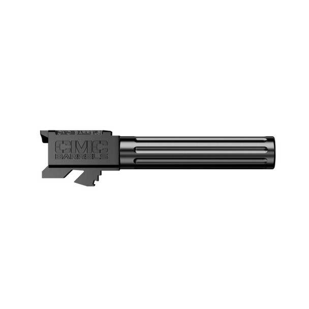 CMC TRIGGERS Fluted Non Threaded Barrel For Glock 17 9mm (75522)