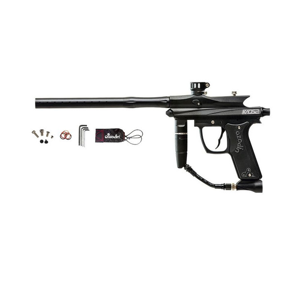 AZODIN Kaos 2 Black Paintball Marker (KAG2001)