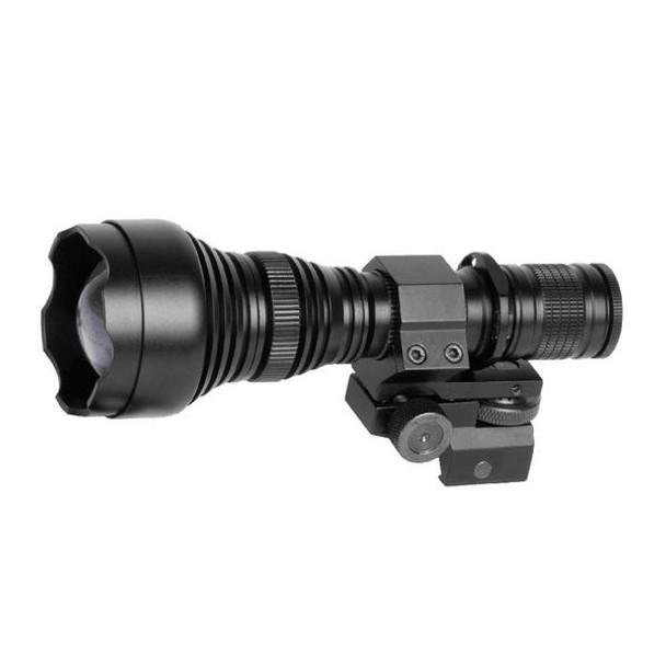 ATN IR850 Pro Long-Range Infrared Illuminator with Adjustable Mount (ACMUIR85PR)