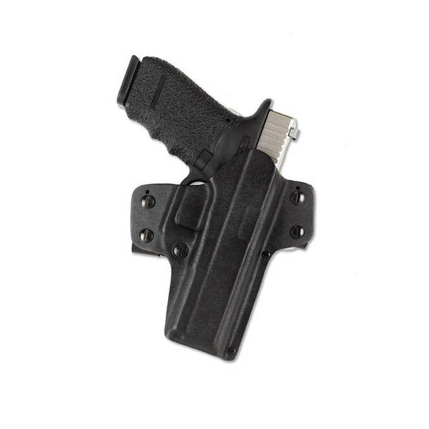 GALCO Double Time Colt 3in 1911 Right Hand Polymer Belt,IWB Holster (DT424)