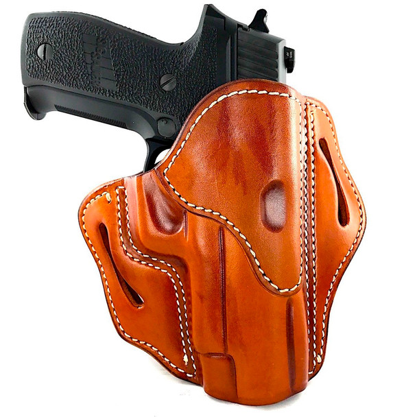1791 GUNLEATHER BH2.3 Classic Brown RH One size Holster (BH2.3-CBR-R)