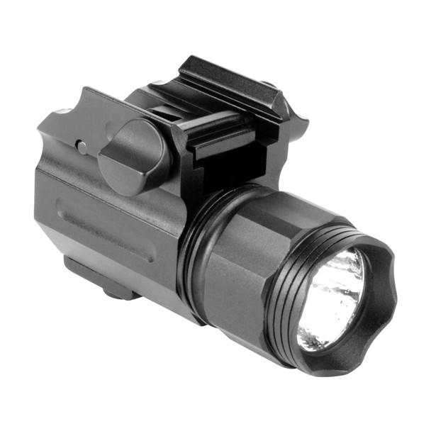 AIM SPORTS Sub-Comp 330 Lumen With QRM Color Lense Filters Weapon Light (FQ330SC)