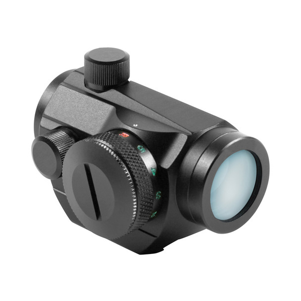 AIM SPORTS 1x20mm Dual Illuminated 4 MOA Micro Dot Sight (RTDT125)