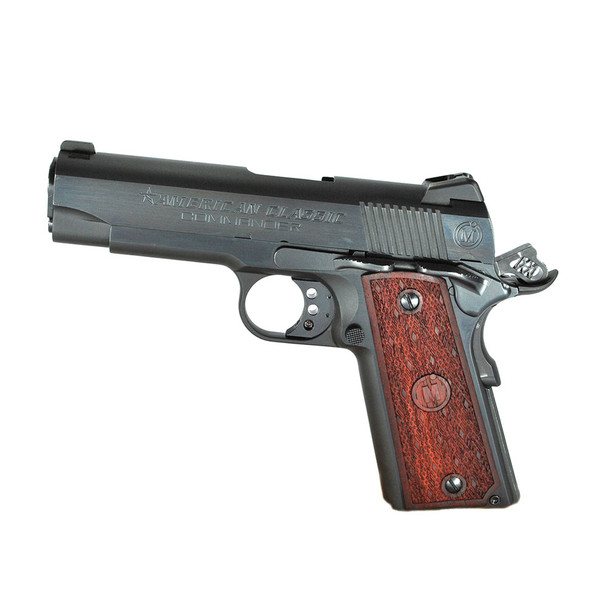 AMERICAN CLASSIC 1911 Commander 9mm 4.25in 9rd Semi-Automatic Pistol (ACC9B)