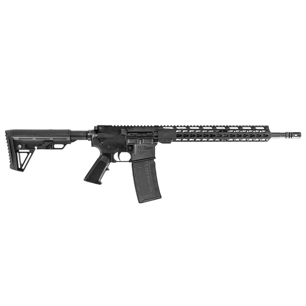 AMERICAN TACTICAL IMPORTS AR15 Milsport Ria P3P 5.56/223 16in 30rd Black Rifle (ATIG15MS556P3P)