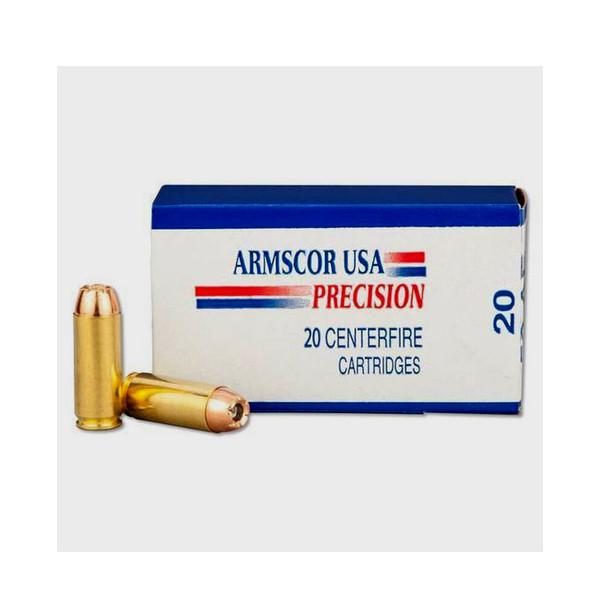 ARMSCOR .50 AE 300Gr XTP 20rd Box Pistol Ammo (FAC50AE-1N)