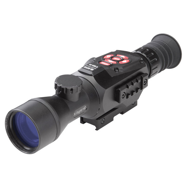 ATN X-Sight II HD 3-14x Day/Night Riflescope (DGWSXS314Z)