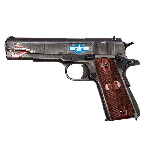 AUTO ORDNANCE Squadron Special Edition WW2 1911 .45 ACP 5in 7rd Semi-Automatic Pistol (1911BKOWC3)