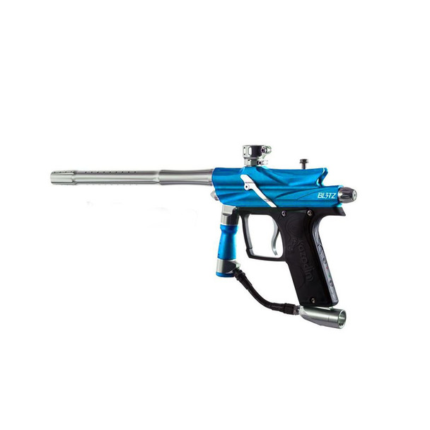AZODIN Blitz 3 Blue/Silver Paintball Gun (BLG3006)