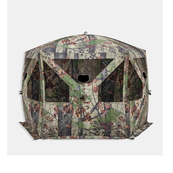 BARRONETT Pentagon Backwoods Hunting Blind (PT550BW)