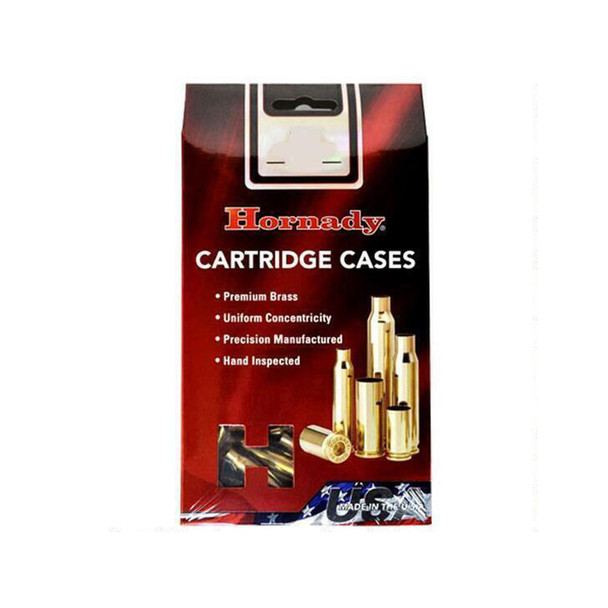 HORNADY .30-378 Weatherby Magnum Unprimed Brass Rifle Cartridge Cases (8658)