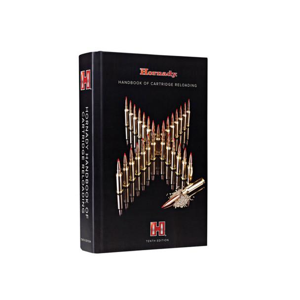 HORNADY 10th Edition Handbook of Cartridge Reloading (99240)