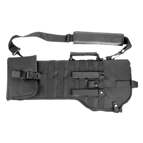 NCSTAR Tactical Black Rifle Scabbard (CVRSCB2919B)