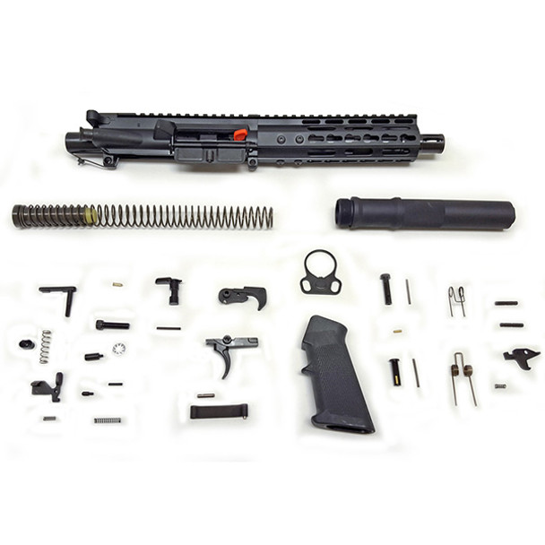 ATI AR15 5.56mm 7in Pistol Kit with Lower Parts Kit (PKT01P)