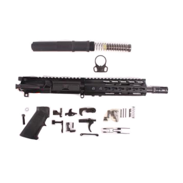 ATI AR15 300 BLK 7in Pistol Kit with Lower Parts Kit (PKT02P)