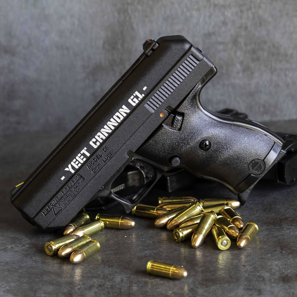 HI-POINT C-9 Yeet Cannon G1 9mm 3.5in 8rd Black Pistol (916G1YC)
