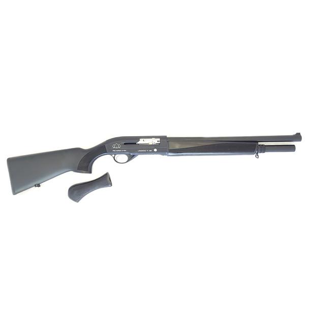 BLACK ACES TACTICAL Pro Series S Max Semi Auto 12Ga 18.5in Barrel 6rd Black Walnut Shotgun (SMAX)