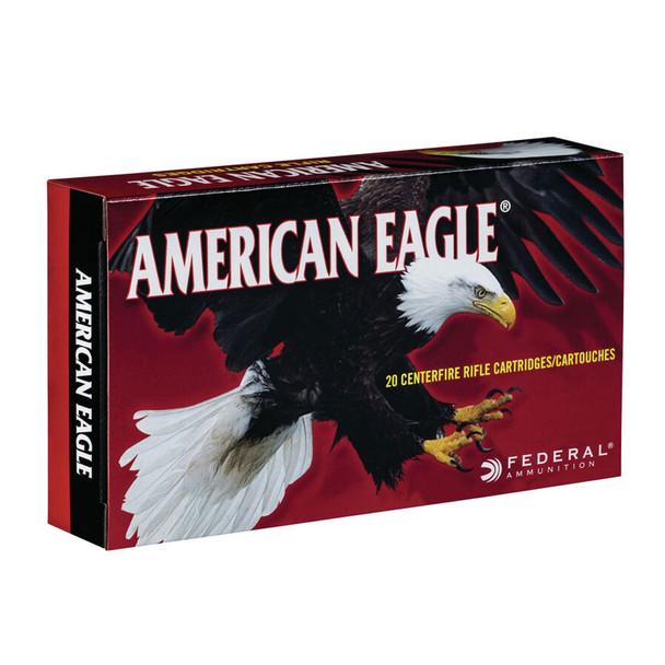 FEDERAL American Eagle .50 BMG 660Gr FMJ 10rd Box Rifle Ammo (xM33C)