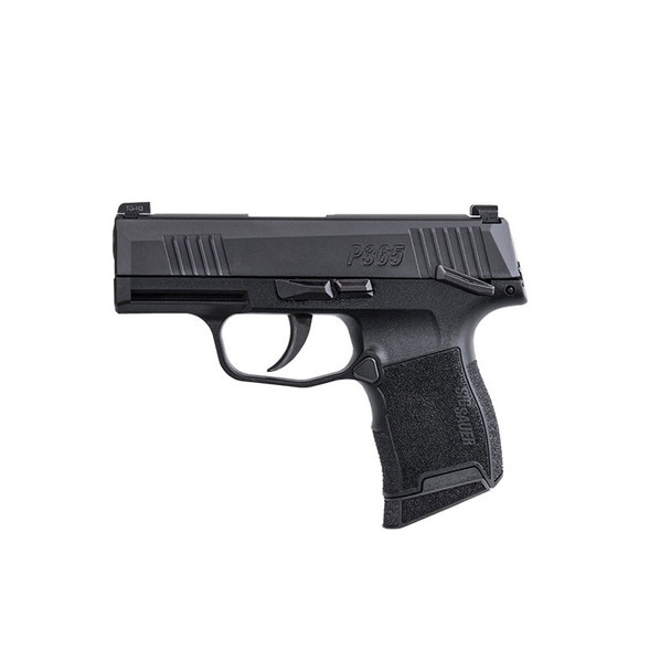 SIG SAUER P365 9mm 3.1in 10rd Semi-Automatic Pistol (365-9-BXR3-MS)