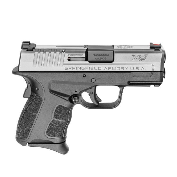 SPRINGFIELD ARMORY XD-S Mod.2 9mm 3.3in 1x7rd/1x9rd Semi-Automatic Pistol (XDSG9339S)