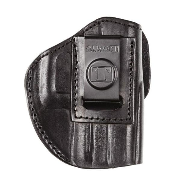 TAGUA GUN LEATHER Texas S&W M&P Shield 9/40 Black RH Holster (TX-IPH4-1010)