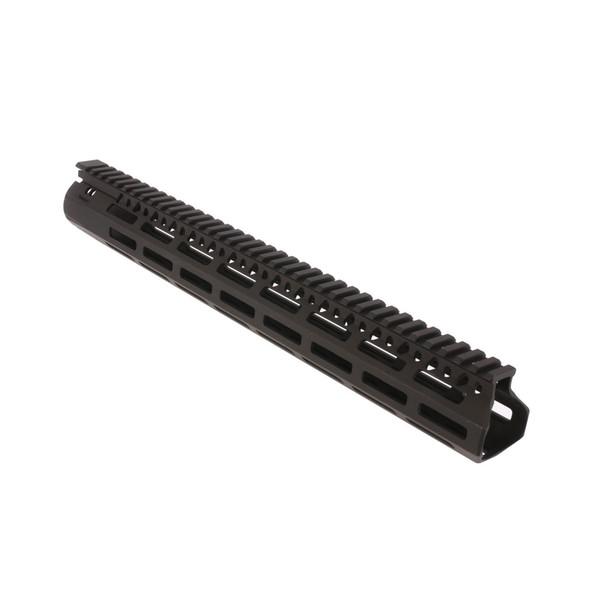 BRAVO COMPANY AR15 MCMR 5.56mm M-LOK Compatible Black Modular Rail (BCM-MCMR-15-556-BLK)