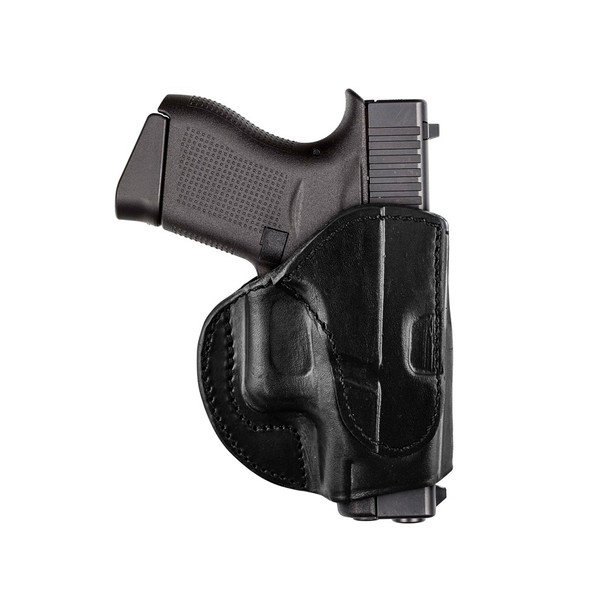 TAGUA GUN LEATHER Texas TX-PD2 S&W M&P Shield Right Handed Holster (TX-PD2-1010)