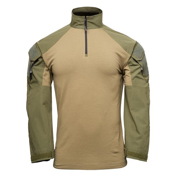 KRYPTEK Tactical Long Sleeve Ranger Green Zip (19TACZLSRG)