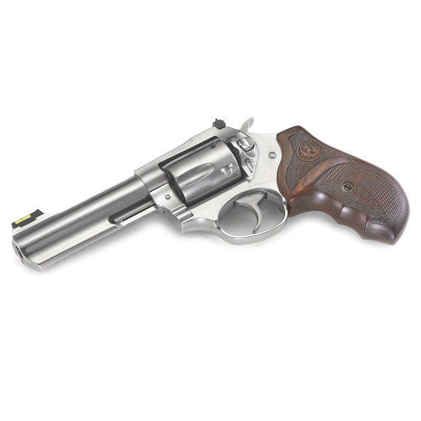RUGER SP101 Match Champion 357 Mag 4 2in 5rd Gloss Stainless Revolver (5782)
