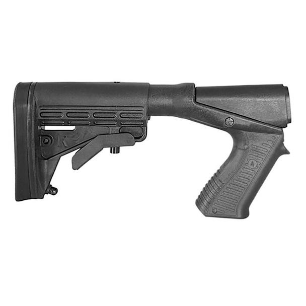 BLACKHAWK Knoxx SpecOps Moss 12g Pump Varities Black Shotgun Stock (K08200-C)
