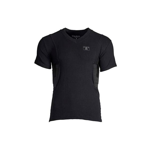 TAGUA GUN LEATHER Spandex Holster Black T-Shirt (SHTS-001)