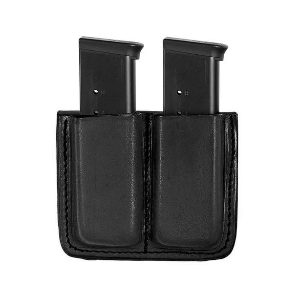 TAGUA GUN LEATHER Texas Glock 9mm Ambi Double Mag Carrier (TX-MC6-022)