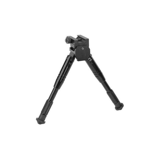 CALDWELL AR Prone Black Bipod (531123)
