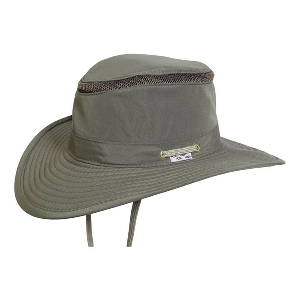 CONNER HATS Tarpon Springs Floating Sailing Olive Hat (Y1055-OLV)