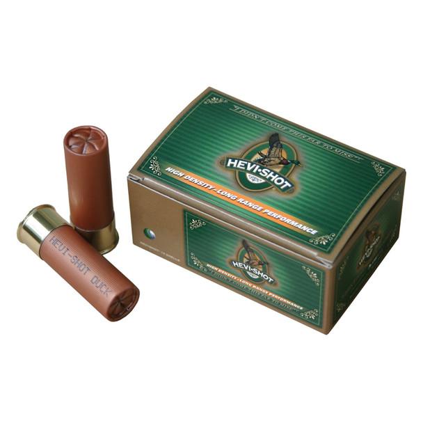 HEVISHOT Duck 10 Gauge 3.5in 1-3/4 oz 2 Shot 10 Box/10 Case Ammo (10231)