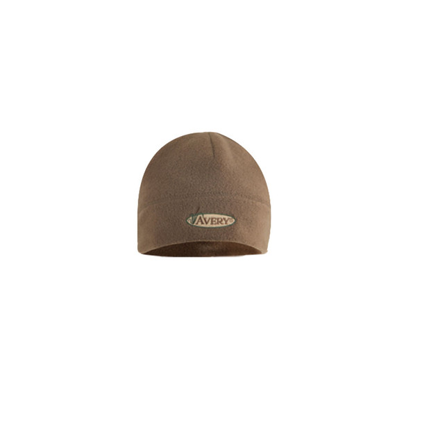 AVERY Dark Moss Fleece Skull Cap (48103)