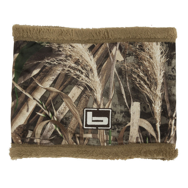 BANDED Double Layer Realtree Max-5 Neck Gaiter (B1080002-M5)