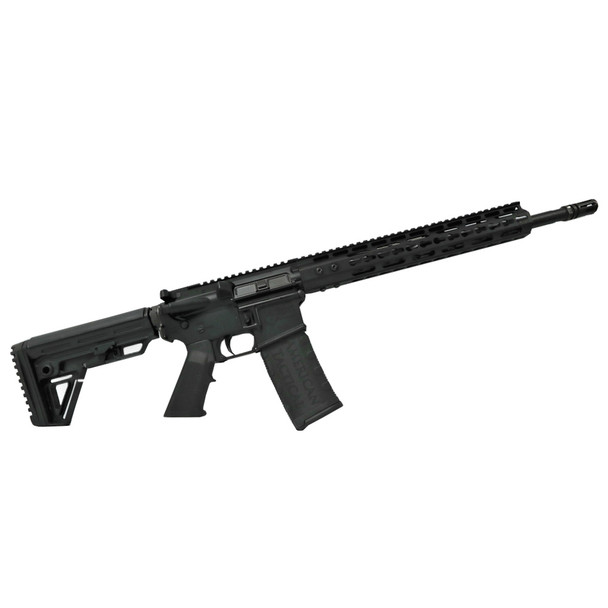 AMERICAN TACTICAL IMPORTS AR15 Milsport Ria P3P 5.56 16in 30rd Black Rifle with 13in KeyMod Rail (ATIG15MS556P3P13)